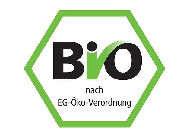 BIO nach EG ÖKO Verordnung